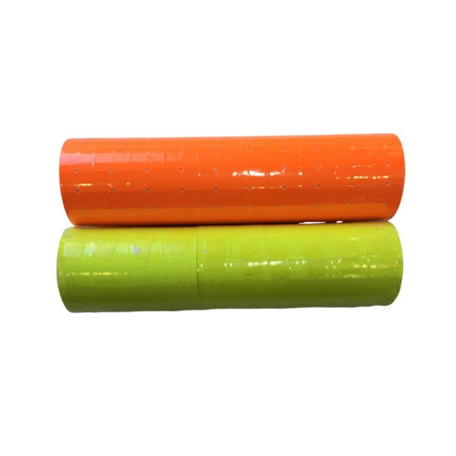 מדבקות תמחור צבעוני 1000 יח