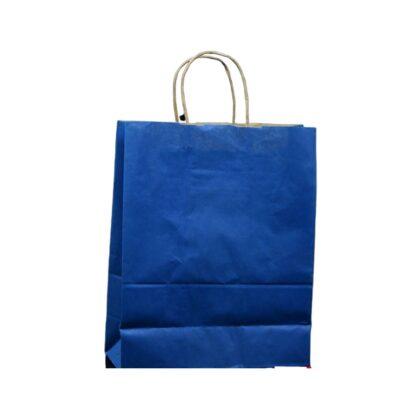שקית 32/40  כחול (50 יח')