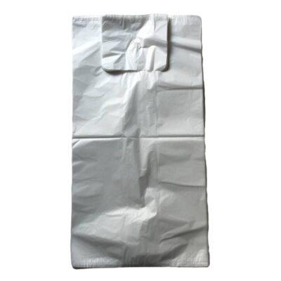 שקיות ניילון גופיה לבן 60 יח