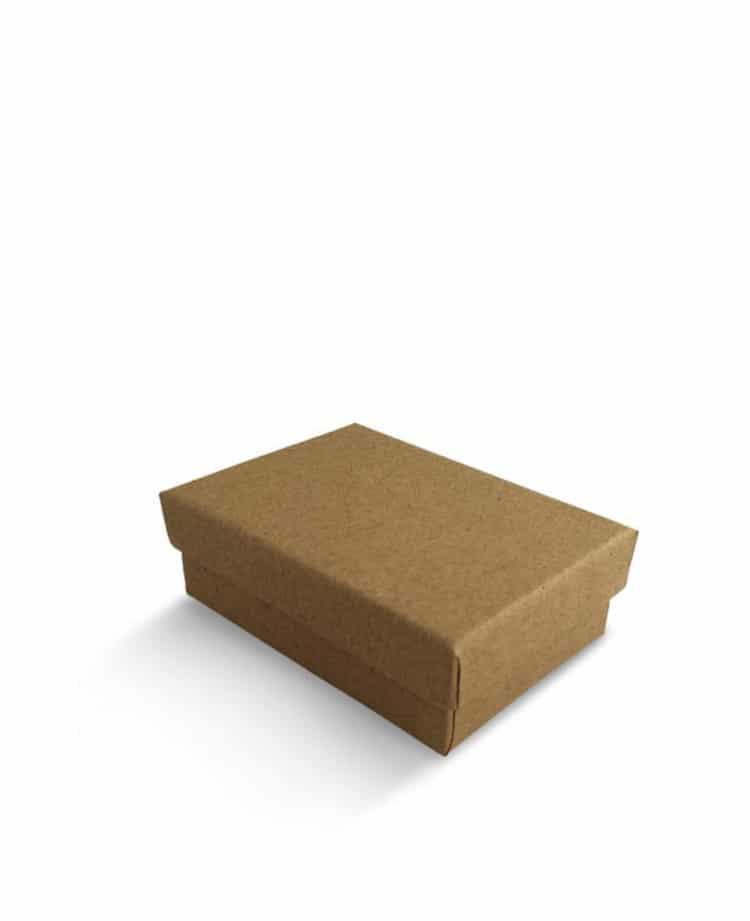 קופסה לבנה חלקה 6/8,קופסה שחורה,קופסה טבעי.
