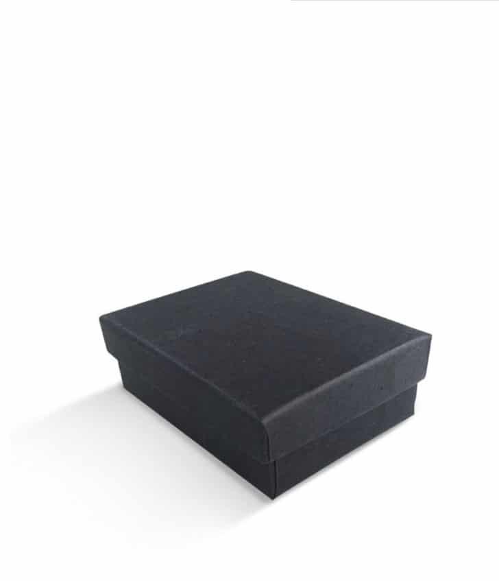 קופסה לבנה חלקה 6/8,קופסה שחורה,קופסה טבעי